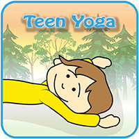 Calm Confident Teens Yoga